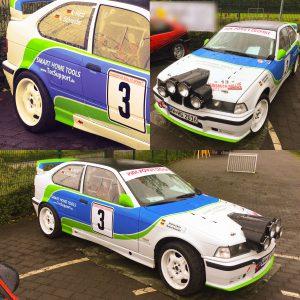 BMW M3 Team Norbert Schneider und Andreas Hanz